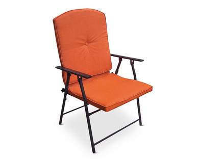 Gardenline Padded Folding Chair Aldi Usa Specials