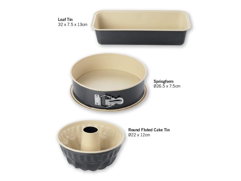 Round Cake Tin