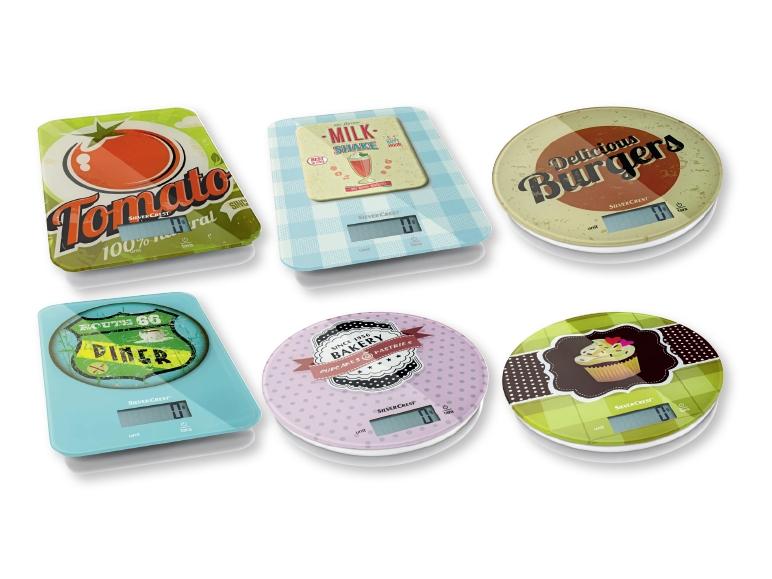Balance De Cuisine R Tro Lidl Luxembourg Archive Des