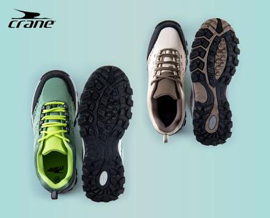 CRANE Damen Herren Walking Trekking Schuhe Hofer