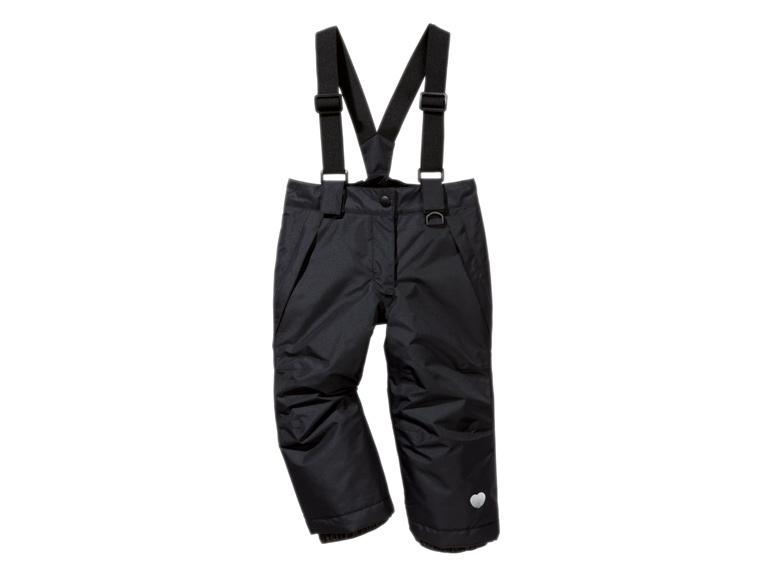 pantalon de ski fille ou gar on lidl france archive. Black Bedroom Furniture Sets. Home Design Ideas