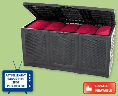 coffre polyvalent gardenline r aldi suisse archive des offres promotionnelles. Black Bedroom Furniture Sets. Home Design Ideas