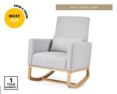 Astounding Mia Rocking Chair Aldi Australia Specials Archive Creativecarmelina Interior Chair Design Creativecarmelinacom
