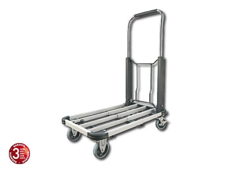 chariot de transport en aluminium lidl suisse archive des offres promotionnelles. Black Bedroom Furniture Sets. Home Design Ideas