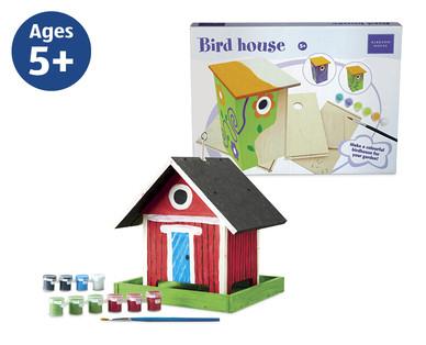 build a bird house bird feeder aldi great britain. Black Bedroom Furniture Sets. Home Design Ideas