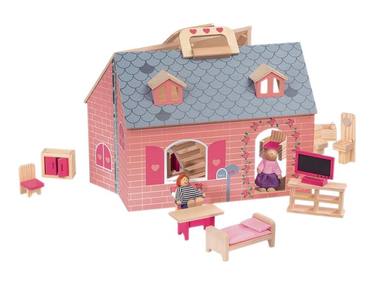 ferme ou maison en bois lidl france archive des offres promotionnelles. Black Bedroom Furniture Sets. Home Design Ideas
