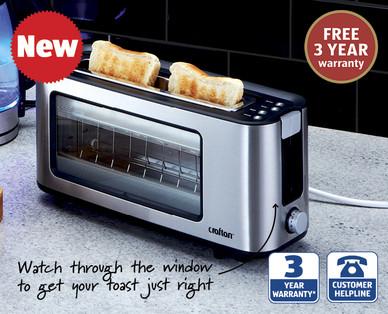 Silvercrest toaster