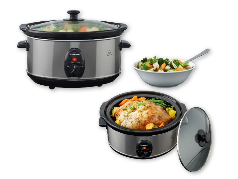 Silvercrest kitchen tools 200w slow cooker lidl - Silvercrest kitchen tools opiniones ...