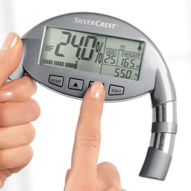 Comment mesurer le pourcentage de graisse corporelle