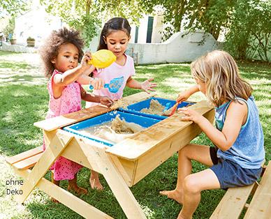 Kinder Spiel Wasser Sandkastentisch Aldi Süd Deutschland