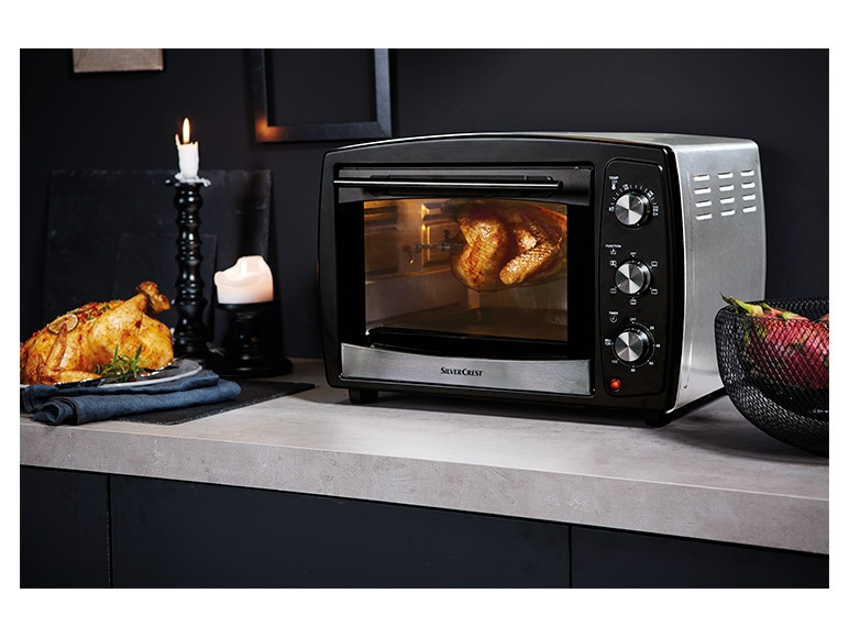 Attractive Electric Oven And Grill Part - 4: ... SILVERCREST KITCHEN TOOLS Electric Oven And Grill