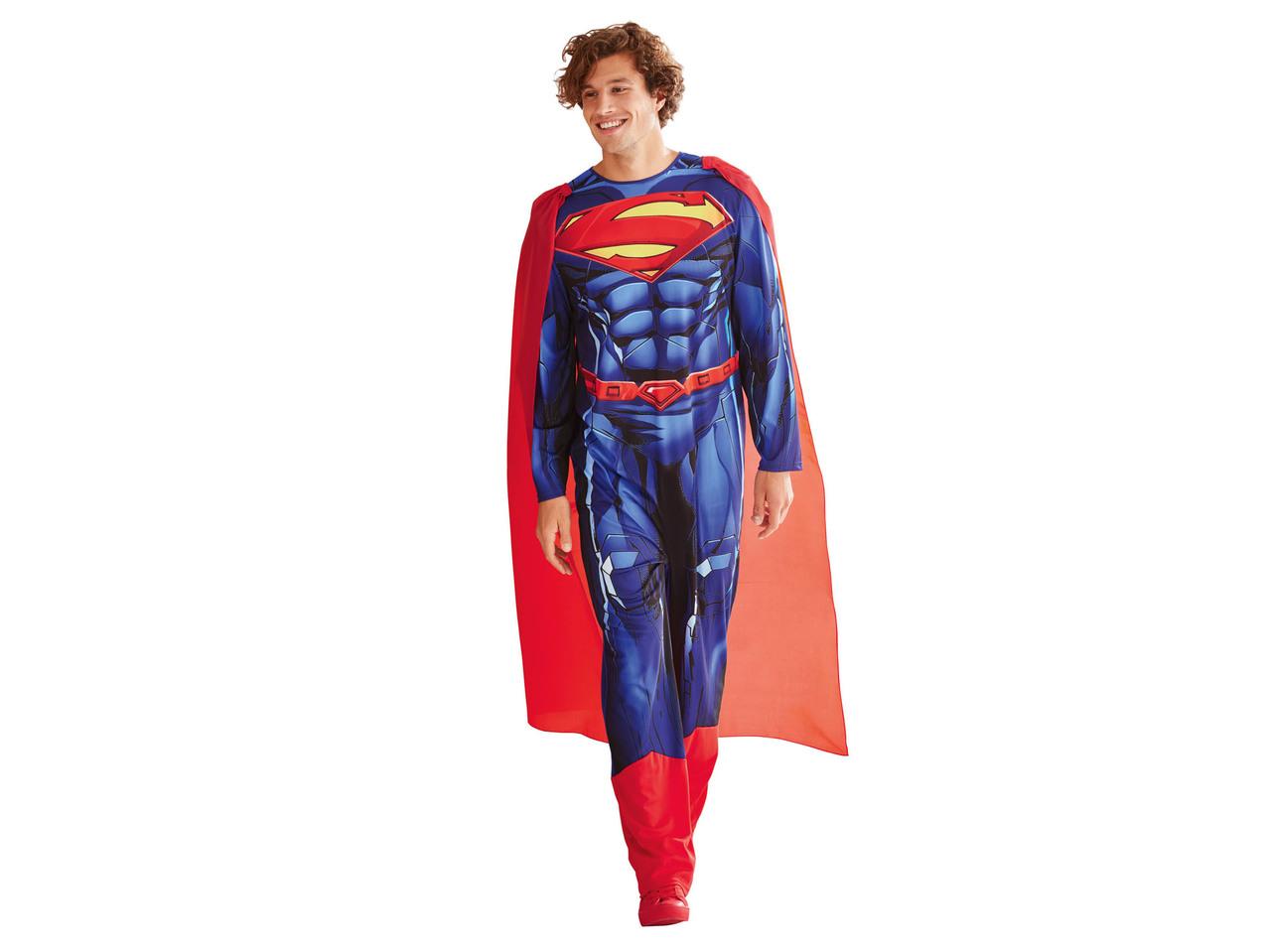 Costume Di Carnevale Da Uomo Superman Batman Joker Lidl