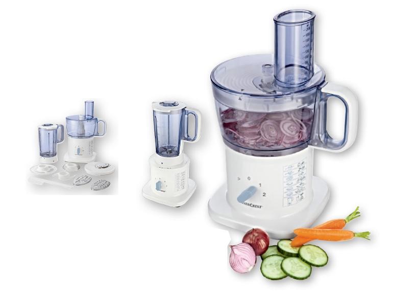 Silvercrest kitchen tools 500w food processor lidl - Silvercrest kitchen tools opiniones ...