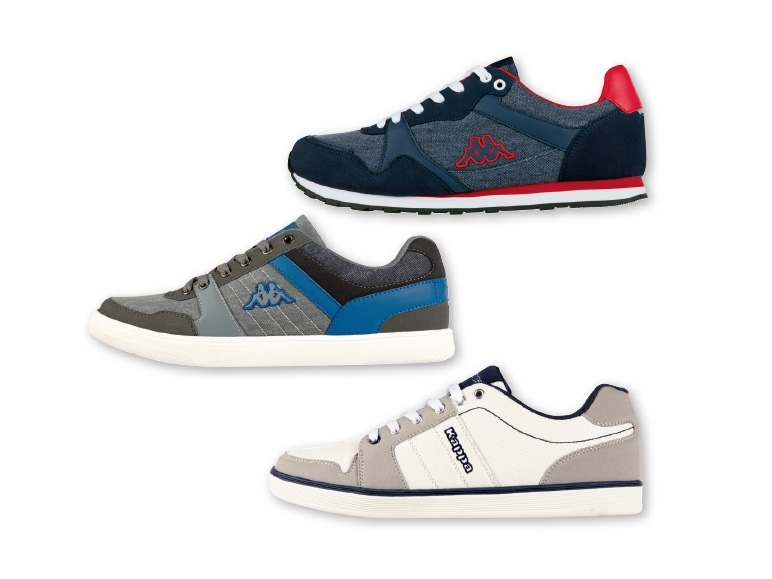 45ee31075f9 KAPPA Men's Casual Shoes - Lidl — Northern Ireland - Specials archive