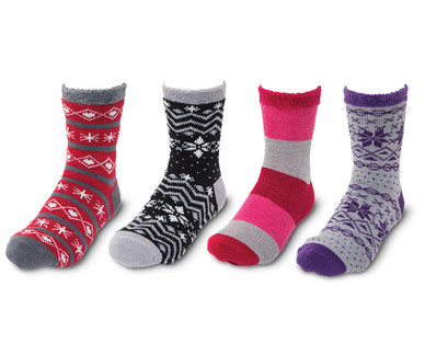 Serra ladies 39 cabin socks aldi usa specials archive for Warm cabin socks
