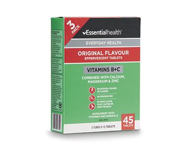 Vitamin Supplements Aldi