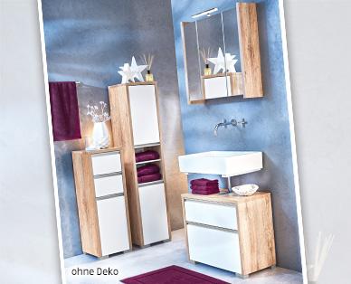 Living Style Badezimmer Hochschrank Living Style Badezimmer Hochschrank ...