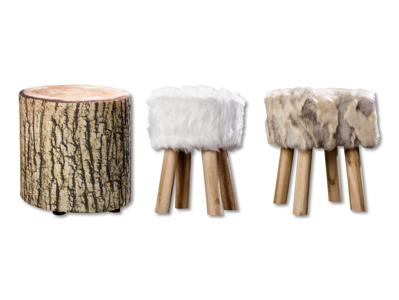 Sgabello in pelo sgabello in tessuto lidl u2014 svizzera archivio