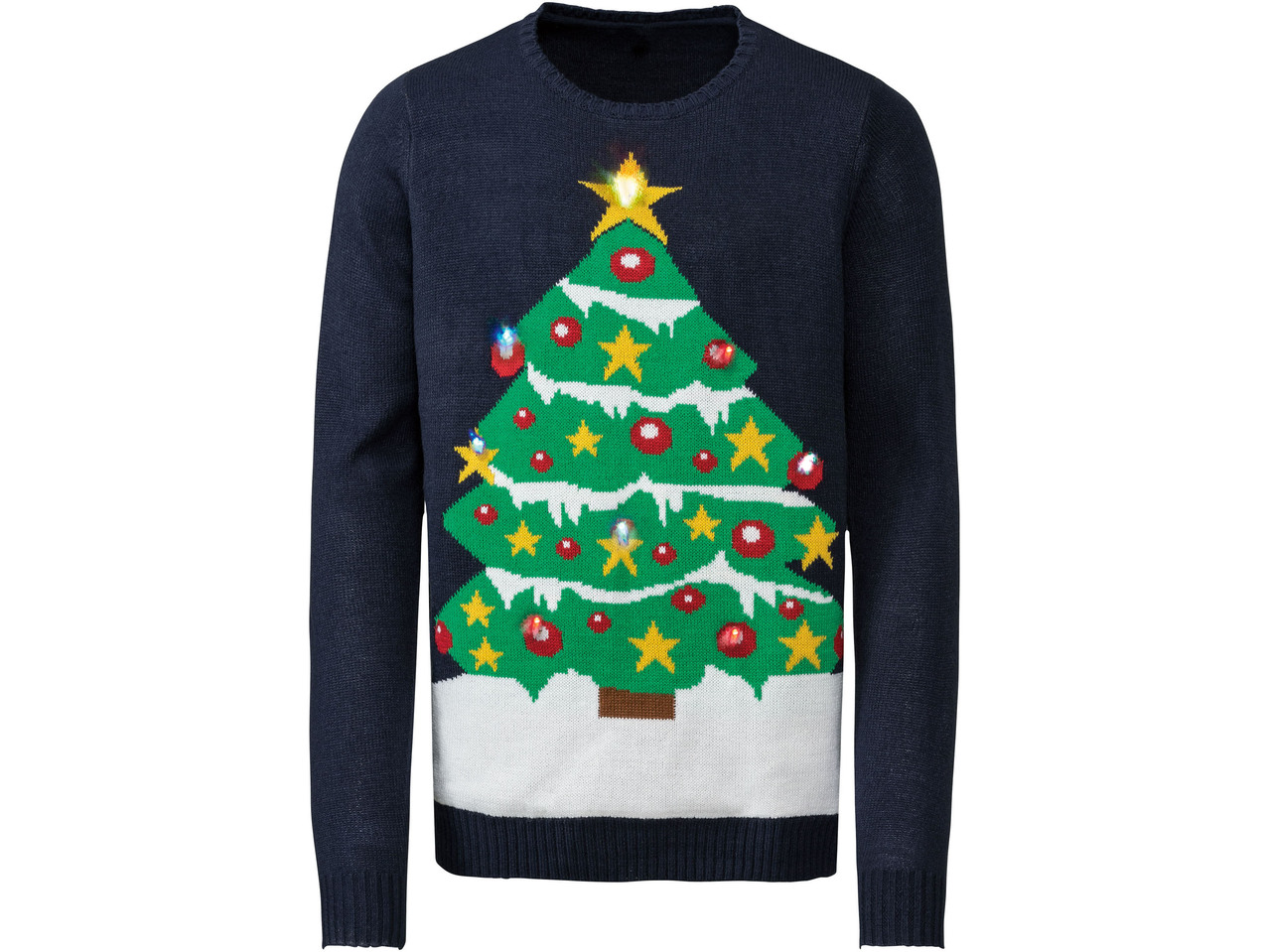 miglior servizio fbe13 d0737 Pullover natalizio da uomo - Lidl — Italia - Archivio ...