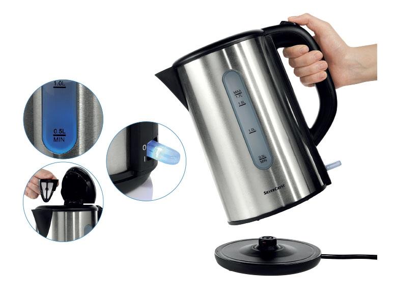 Silvercrest kitchen tools kettle lidl great britain - Silvercrest kitchen tools opiniones ...