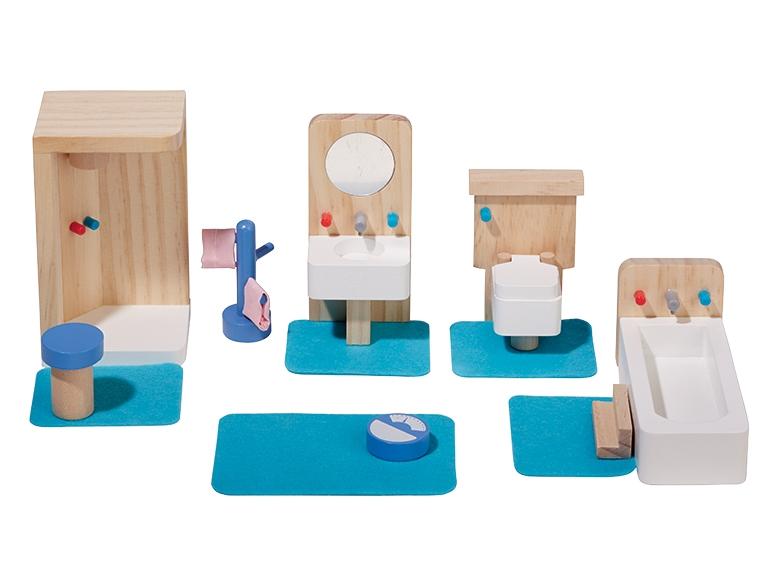 meubles pour maison de poup e lidl france archive des offres promotionnelles. Black Bedroom Furniture Sets. Home Design Ideas