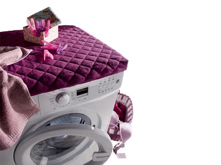 Housse pour machine laver lidl france archive des - Mettre seche linge sur machine a laver ...