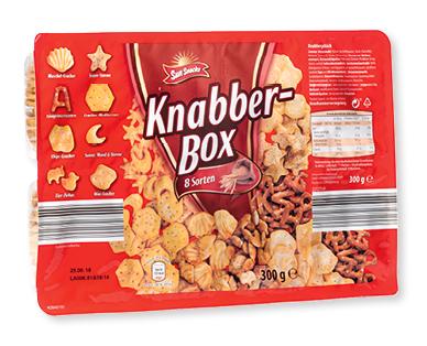 Knabberbox Aldi