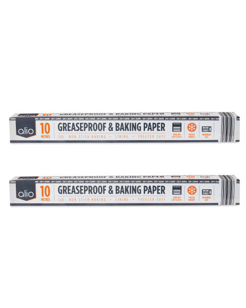 Baking Paper 2 Pack