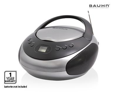 portable cd player aldi australia specials archive. Black Bedroom Furniture Sets. Home Design Ideas