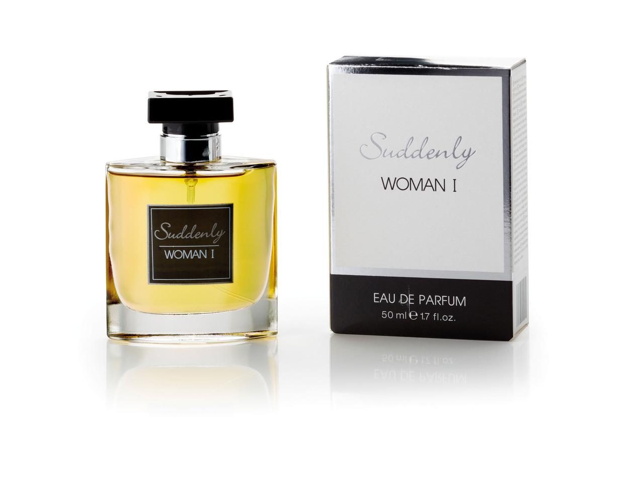 Parfum Suddenly Woman I Wwwattractifcoiffurefr