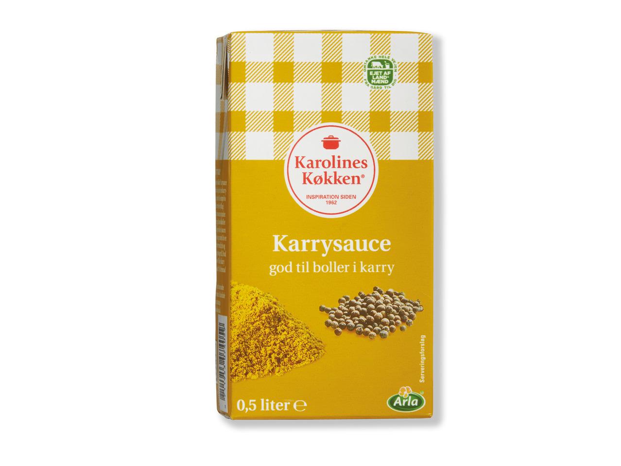 karolines køkken karrysovs