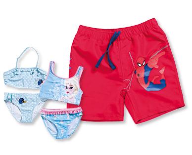 Costumi Da Bagno Per Bambini : Costume da bagno per bambini finding dory frozen spider man superman