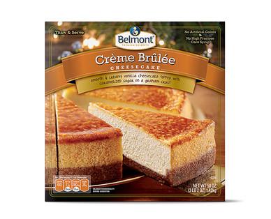 belmont 9 new york or cr me br l e cheesecake aldi usa specials archive. Black Bedroom Furniture Sets. Home Design Ideas