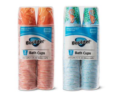 Boulder 3 oz  Bathroom Cups. Boulder 3 oz  Bathroom Cups   Aldi   USA   Specials archive