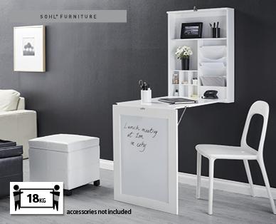 Alfred Foldable Wall Desk Aldi Australia Specials