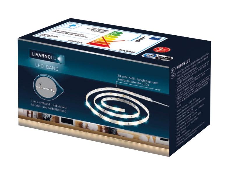 Livarno Led String Lights : LIVARNO LUX LED Rope Light - Lidl Great Britain - Specials archive