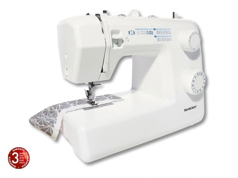 Macchina da cucire lidl svizzera archivio offerte for Lidl offerte della settimana macchina da cucire