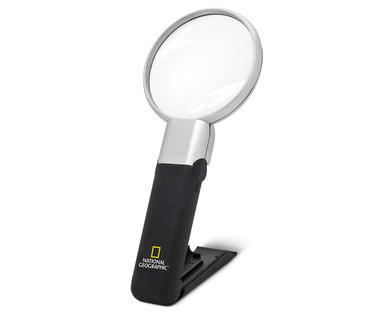 national geographic lighted magnifying glass
