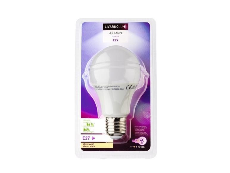 Lampe à LED  Lidl — Luxembourg  Archive des offres  -> Led Lampe Lidl