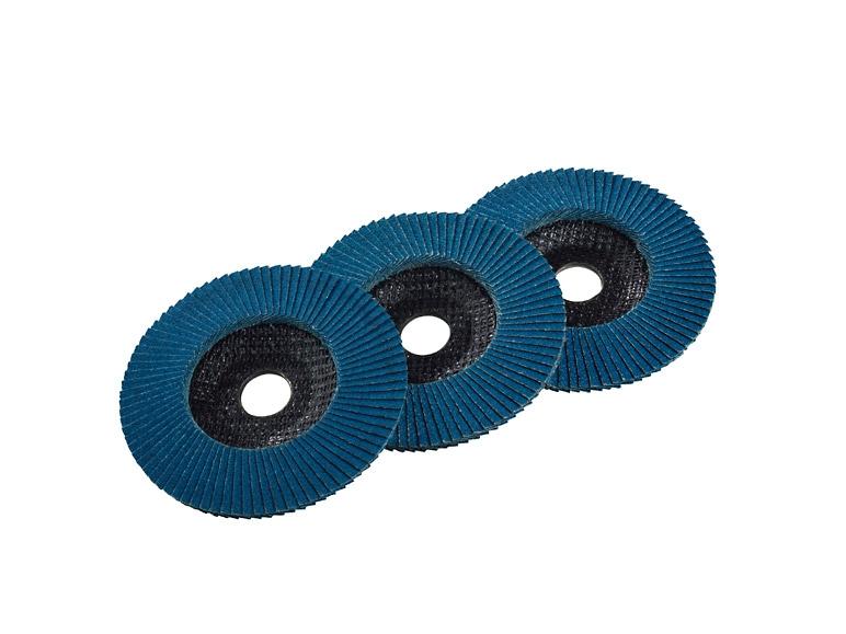 Set accessori per smerigliatrice angolare lidl italia for Smerigliatrice angolare parkside