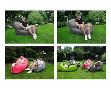 Pillow lounger plus air aldi Specialbuys