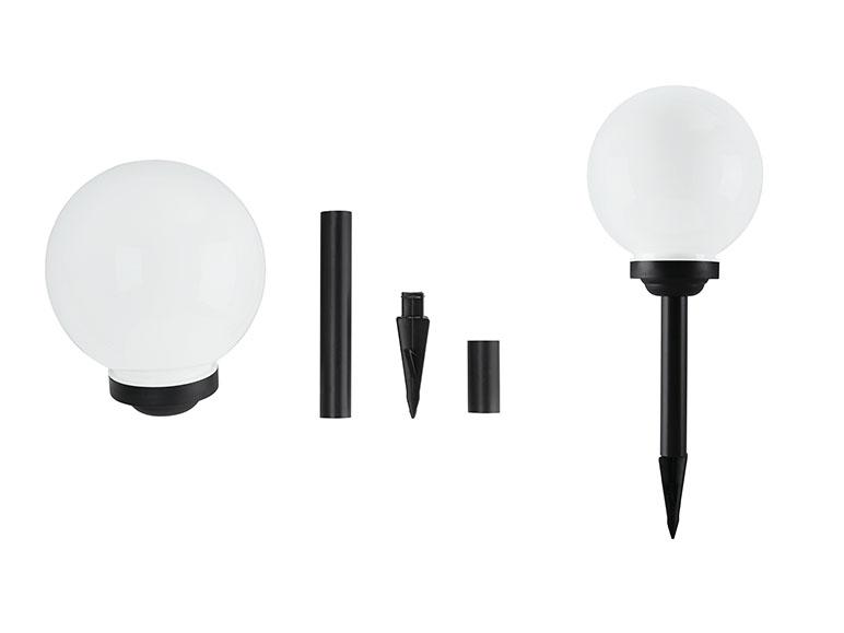 Livarno Lux Solar Powered Led Light Ball Lidl Great
