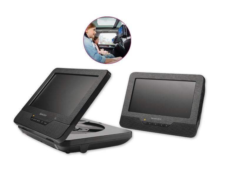 silvercrest r portable dvd player lidl ireland. Black Bedroom Furniture Sets. Home Design Ideas