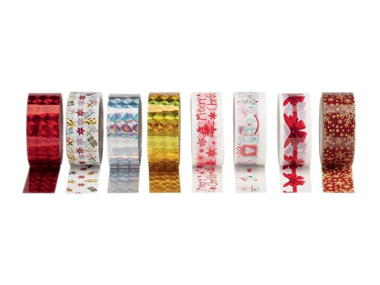 8 rubans adh sifs d coratifs lidl france archive des for Rubans adhesifs decoratifs