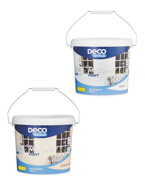 5L Deco Style Wall Paint