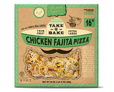 Mama Cozzi's Chicken Fajita Deli Pizza