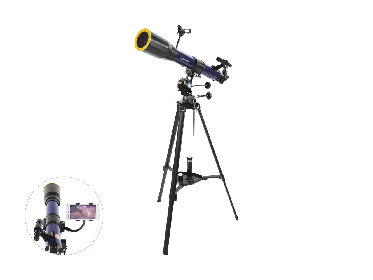 Bresser refraktor teleskop skylux lidl u schweiz