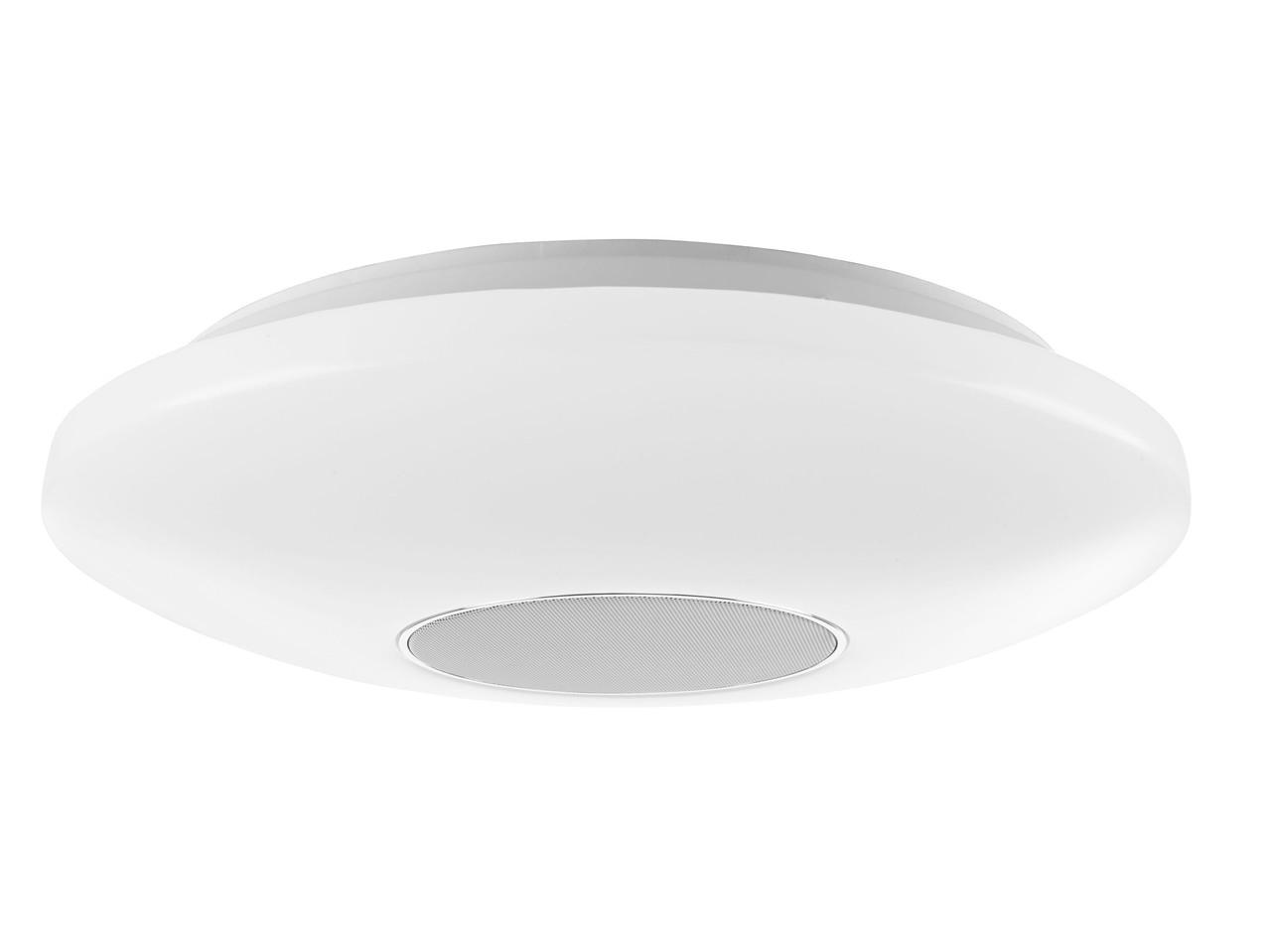 Plafoniere Con Altoparlanti : Lampada led da soffitto con altoparlante bluetooth lidl u italia