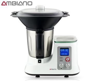 küchenmaschine mit kochfunktion aldi ambiano