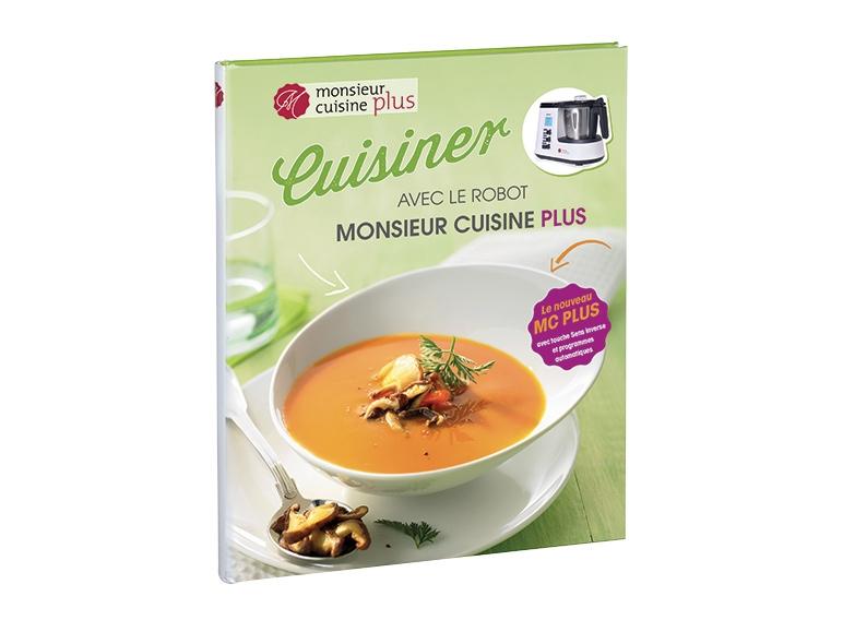 Livre de recettes monsieur cuisine plus lidl - Opiniones monsieur cuisine plus ...